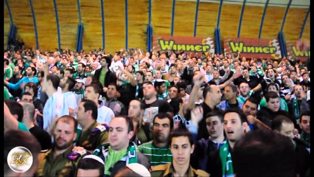 ביתר ירושלים נגד מכבי חיפה: קהל מרבע הגמר בטדי