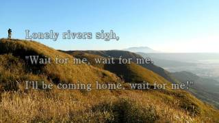 "The Righteous Brothers ""Unchained Melody"" with lyrics 55年の映画「..."
