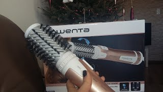 ROWENTA фен-щётка CF9520 / Видео-обзор