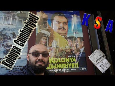 Kolonya Cumhuriyeti Film Harika  ( K.S.A )