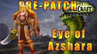 Pre-Patch Battle for Azeroth [WoW]  - Путь Паладина - Eye of Azshara #202