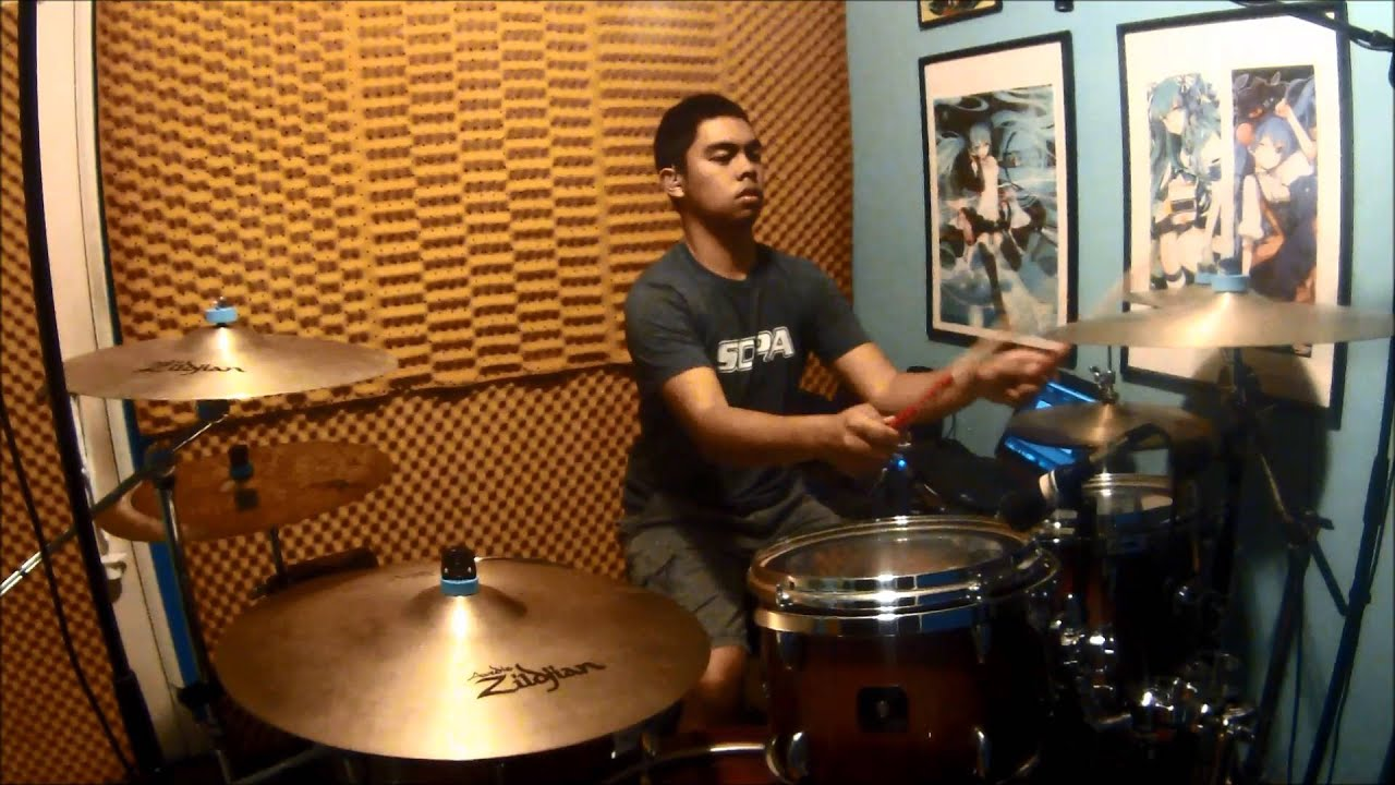 israel-houghton-your-presence-is-heaven-drum-cover-mark-pacpaco
