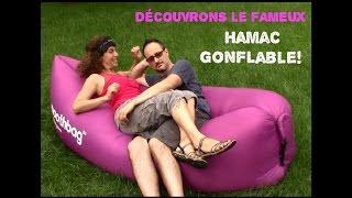 Smoothbag: tout sur le fameux hamac gonflable!