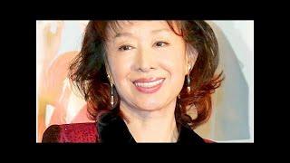 三田佳子、NHKのドラマ出演料は「民放の10分の1くらい」