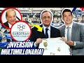 ¡INVIERTEN 100 MDD En Chucky Lozano!¿Se Va Al Real Madrid gracias a la SúperLiga Europea? Napoli en🔥