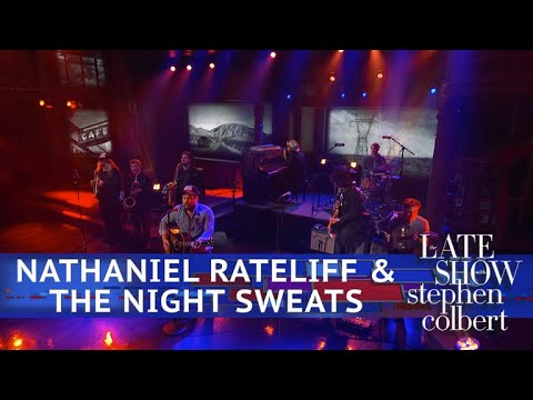 Nathaniel Rateliff & The Night Sweats Perform 'You Worry Me'