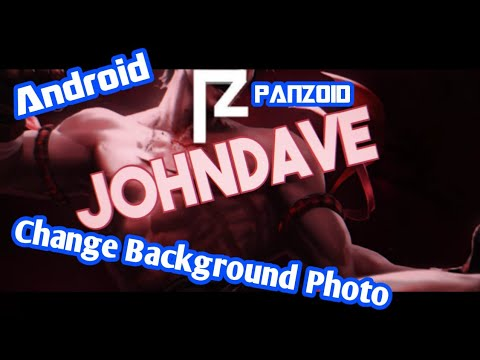 How to Change Background In Panzoid || Tutorial
