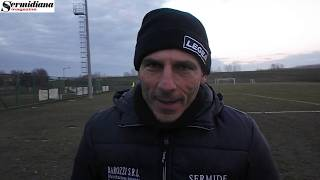 SERMIDE - BORGOVIRGILIO 0 - 0