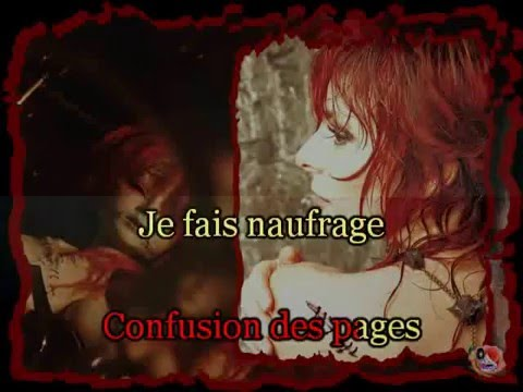 Mylene Farmer Point de suture karaoke