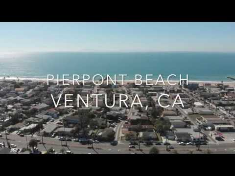 Pierpont Beach Homes Ventura California