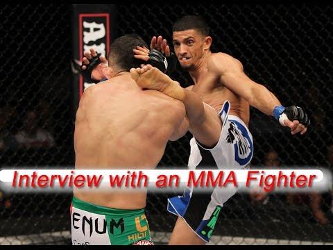 Interview to an MMA fighter!,(yoislandy izquierdo)