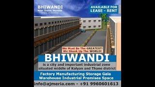 Factory Gala New Industrial Gala Shed Booking Ready Bhiwandi Near Wada Mumbai Thane Ajmeria Com