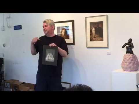 BenzNChang - The art of Dave Benz  - Artists Talk @ Guardino Gallery