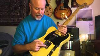 Fender Classic Vibe Telecaster  Guitar Review with Steve Zook