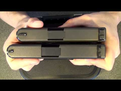 Glock 36 vs Kahr CW45 Pistol Comparison | Doovi