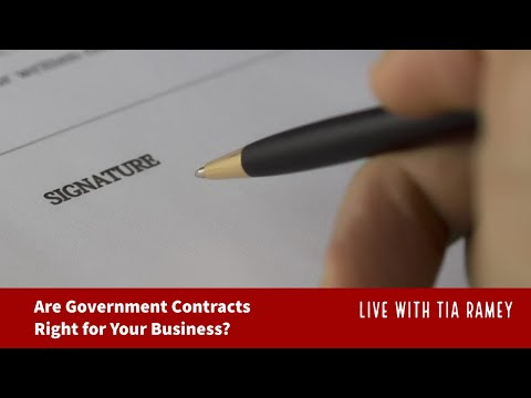 The Truth About Government Contracts