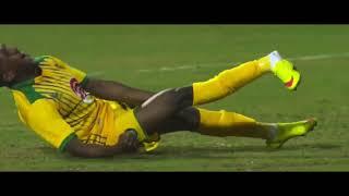 Top 10 Broken Leg & Knee Injuries In Football • 720p HD