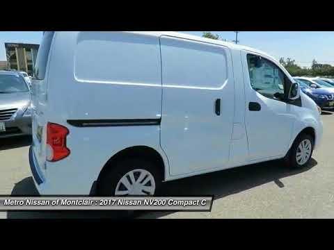 2017 Nissan NV200 Compact Cargo 22921