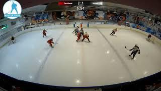 Шорт хоккей Мастер-Тур матч Ярклимат - Молот