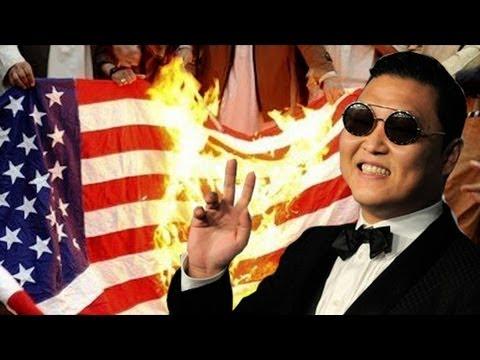 Psy Plotting To Kill? Anti-American Past Revealed! Dear America Song