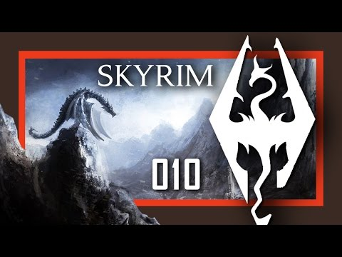 Let's Play Skyrim S2 #010 - Über Fallen