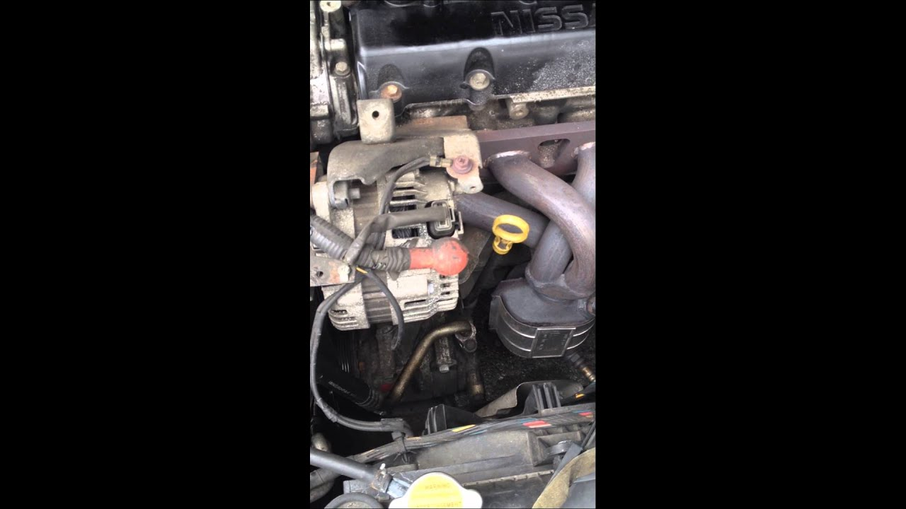 Nissan Altima Engine Noise When Accelerating