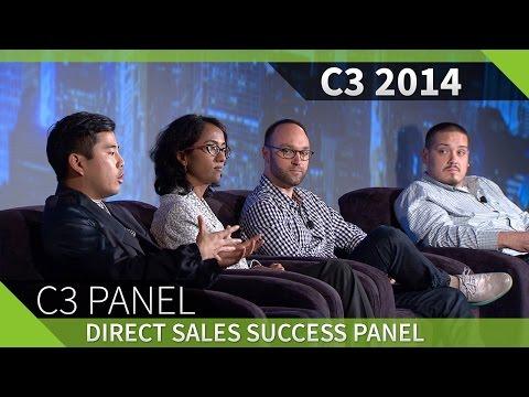C3 2014 - Direct Sales Success Panel