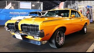 1970 Mercury Cougar Boss 302 Eliminator 2016 Auctions America Auburn Fall Collector Car Weekend