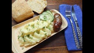 Как приготовить самое нежное и вкусное картофельное пюре?