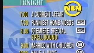 NBN Television Tamworth - Signpost (19th October 1993)