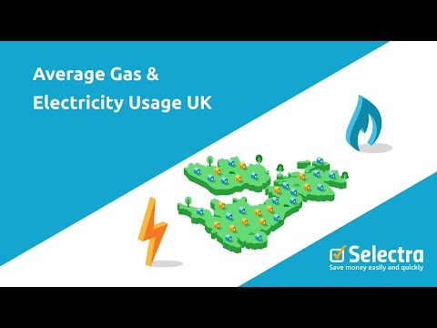 Average Gas & Electricity Usage UK - 2019 (Energy)