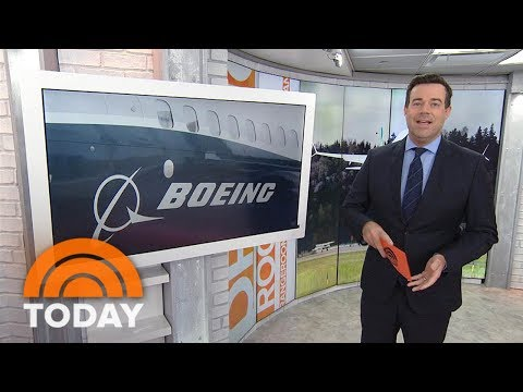 Boeing Testing Pilotless Commercial Jetliners And Aircrafts | TODAY