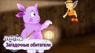 Загадочные обитатели 🐾 Лунтик 🐾 Сборник мультфильмов 2019