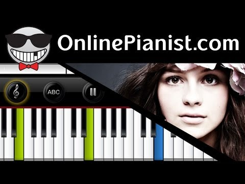 Gabrielle Aplin - Home - Piano Tutorial & Sheet (Easy Version)