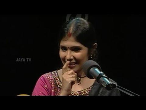 Ninaivazhigal Part 3 | Anuradha Sriram Interview