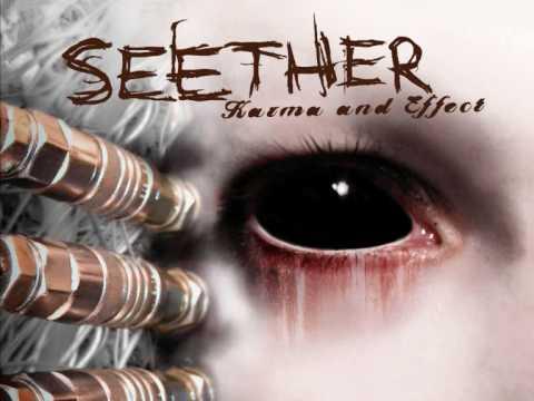 Seether - Plastic Man /W Lyrics