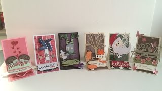 Tutorial ~ Easel Artist Trading Cards (atc) For Any Occasion