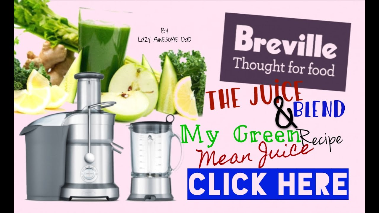 Review Juice And Blend Dual Purpose Juicer