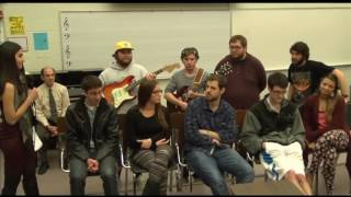 TV 20 Currents - OCC Jazz Band Interview Video