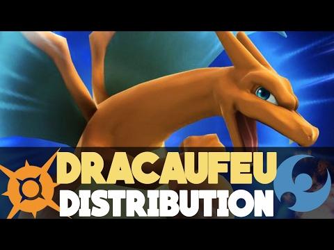 DRACAUFEU DISTRIBUTION OFFICIELLE SUR SOLEIL ET LUNE !