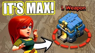 FIRST EVER MAX TOWN HALL 12!?............LETS TAKE IT ON! - Clash Of Clans