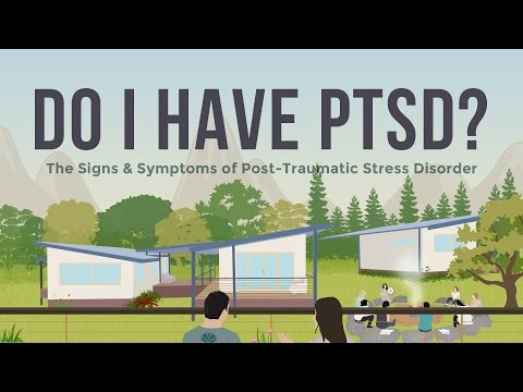 The Signs and Symptoms of Post-Traumatic Stress Disorder