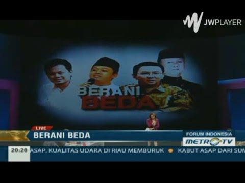 "FORUM INDONESIA 18 Septtember 2014 ""BERANI BEDA"""