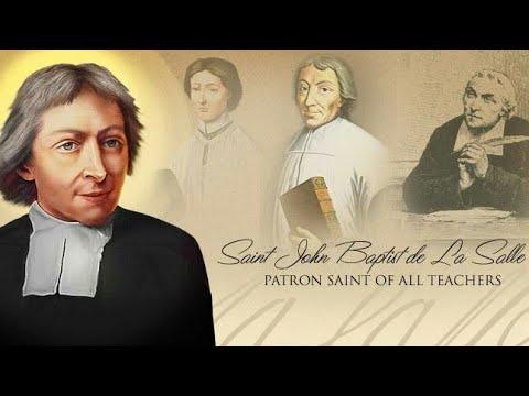 One La Salle Prayer - De La Salle John Bosco