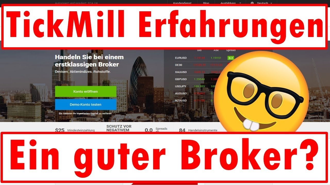 Forex Broker Test