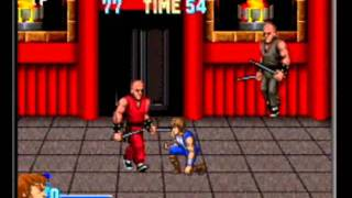 PART 1 Double Dragon Advance Surival Mode World Record!! 237 Kills (Played by Angryman)