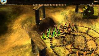 Let39;s Play Myth III - The Wolf Age Episode One Defense of Yürsgrad