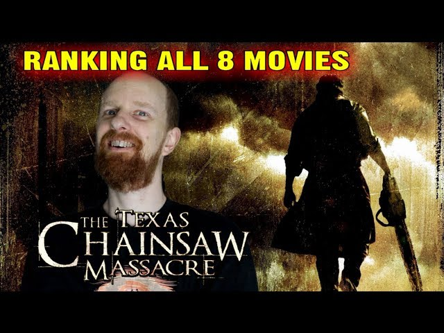 Ranking the Texas Chainsaw Massacre franchise (all 8 films)