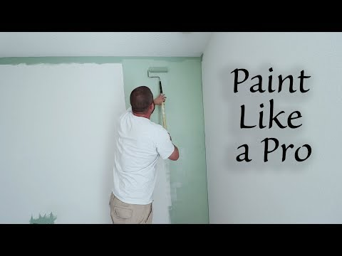 The Basics on How to Paint a Room