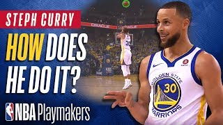 How to Shoot Lİke Stephen Curry | NBA Breakdown